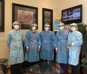 Dental Office Team